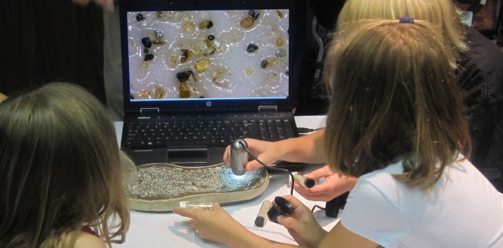 Helping students access digital microscopes as learning tools